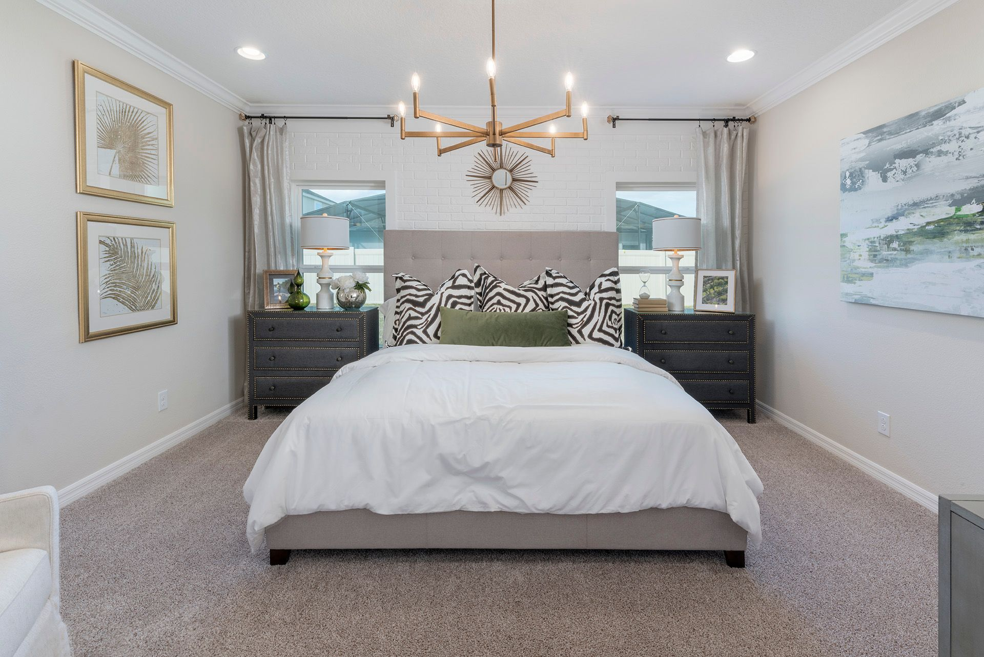 Bedroom featured in the Greenwich Bonus By Hanover Family Builders in Lakeland-Winter Haven, FL