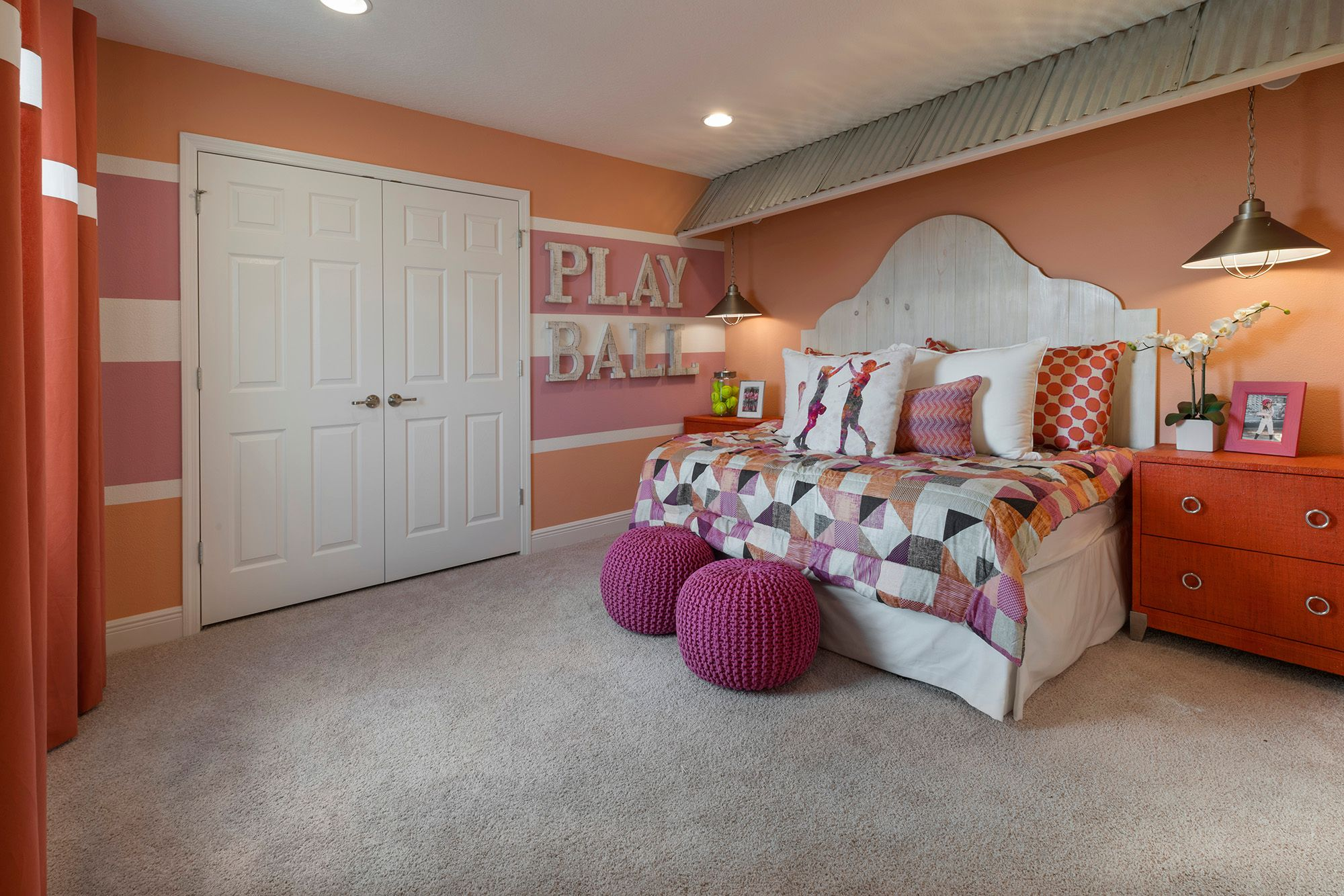 Bedroom featured in the Palmer Executive By Hanover Family Builders in Orlando, FL