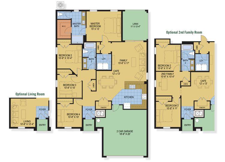 Greenwich floor plan
