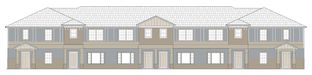 Francesca - Williams Preserve Townhomes: Davenport, Florida - Hanover Family Builders