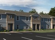 Williams Preserve Townhomes by Hanover Family Builders in Lakeland-Winter Haven Florida