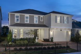 Osceola Executive - Ardmore Reserve: Clermont, Florida - Hanover Family Builders