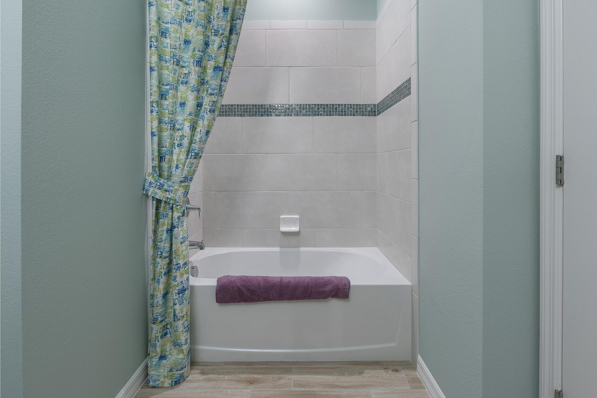 Bathroom featured in the Berkshire By Hanover Family Builders in Lakeland-Winter Haven, FL