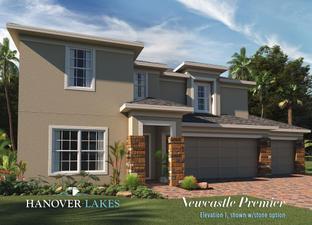 Newcastle Premier - Hanover Lakes: Saint Cloud, Florida - Hanover Family Builders