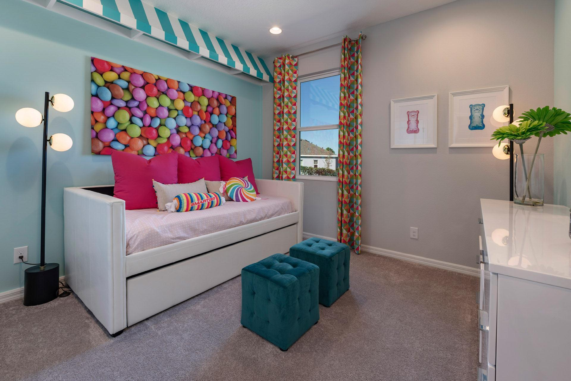 Bedroom featured in the Delano By Hanover Family Builders in Lakeland-Winter Haven, FL