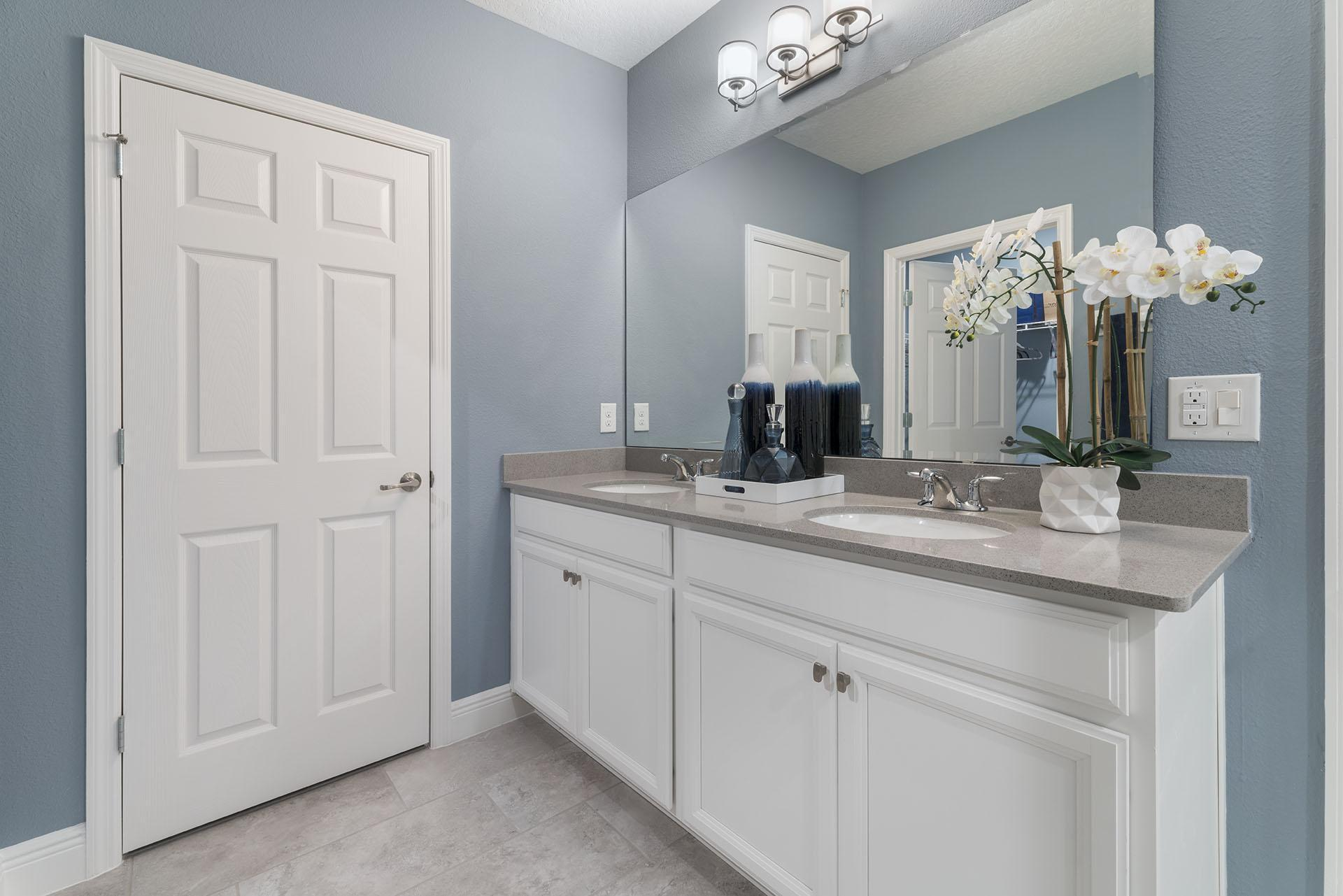 Bathroom featured in the Lexington By Hanover Family Builders in Lakeland-Winter Haven, FL
