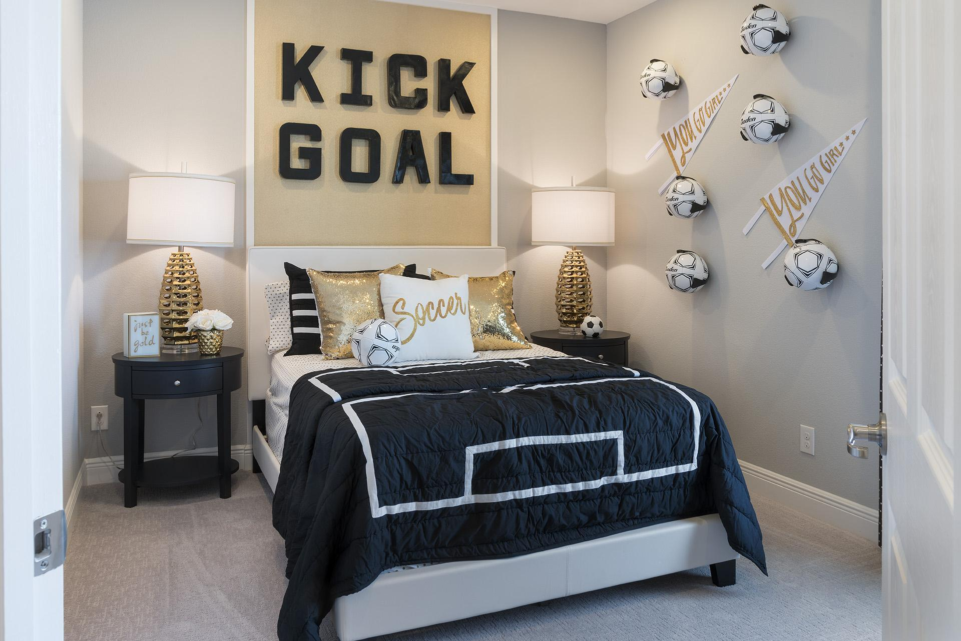Bedroom featured in the Lexington By Hanover Family Builders in Lakeland-Winter Haven, FL