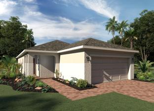 Delray - Cypress Hammock: Kissimmee, Florida - Hanover Family Builders