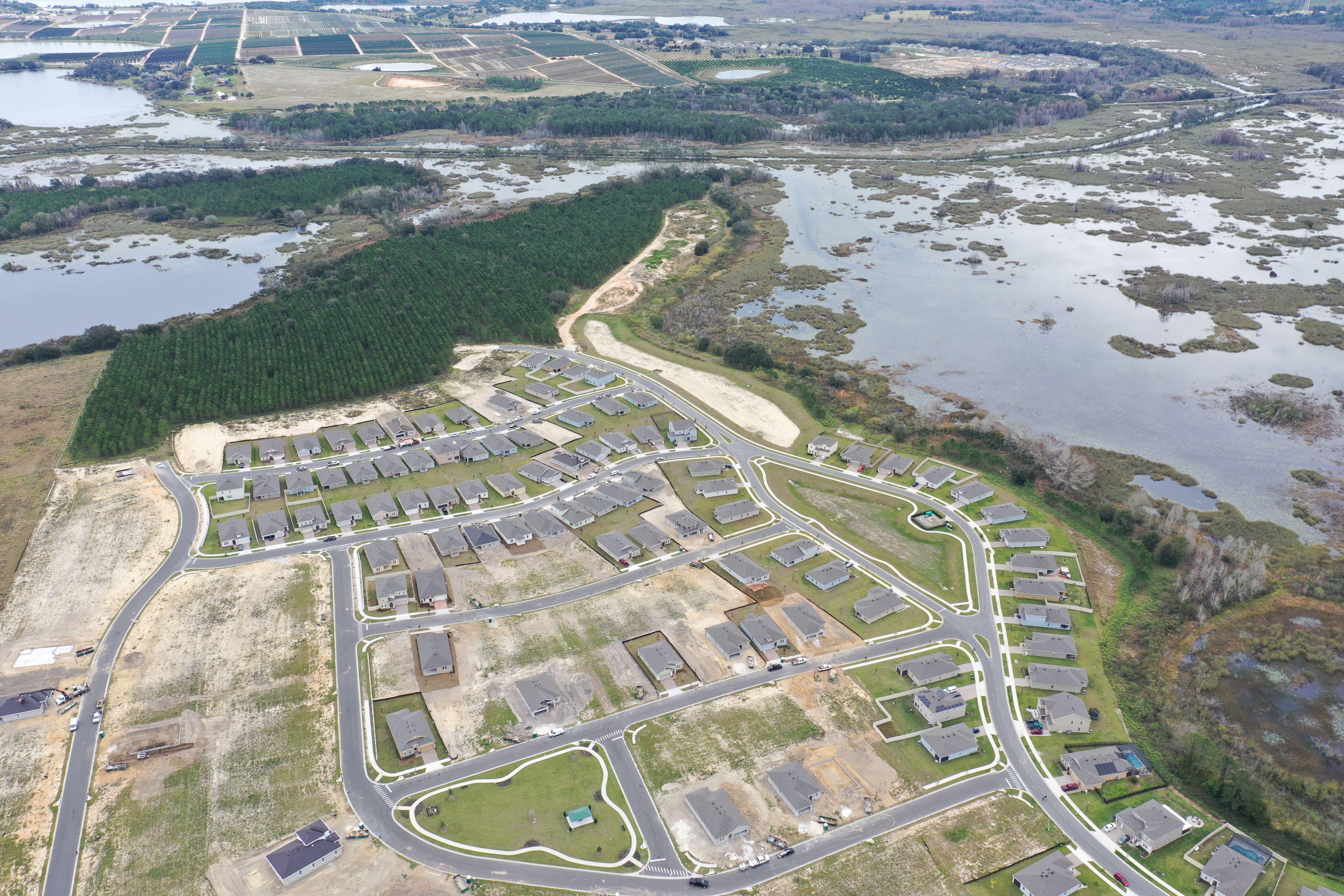 'Preserve at Sunrise' by Hanover Family Builders in Orlando