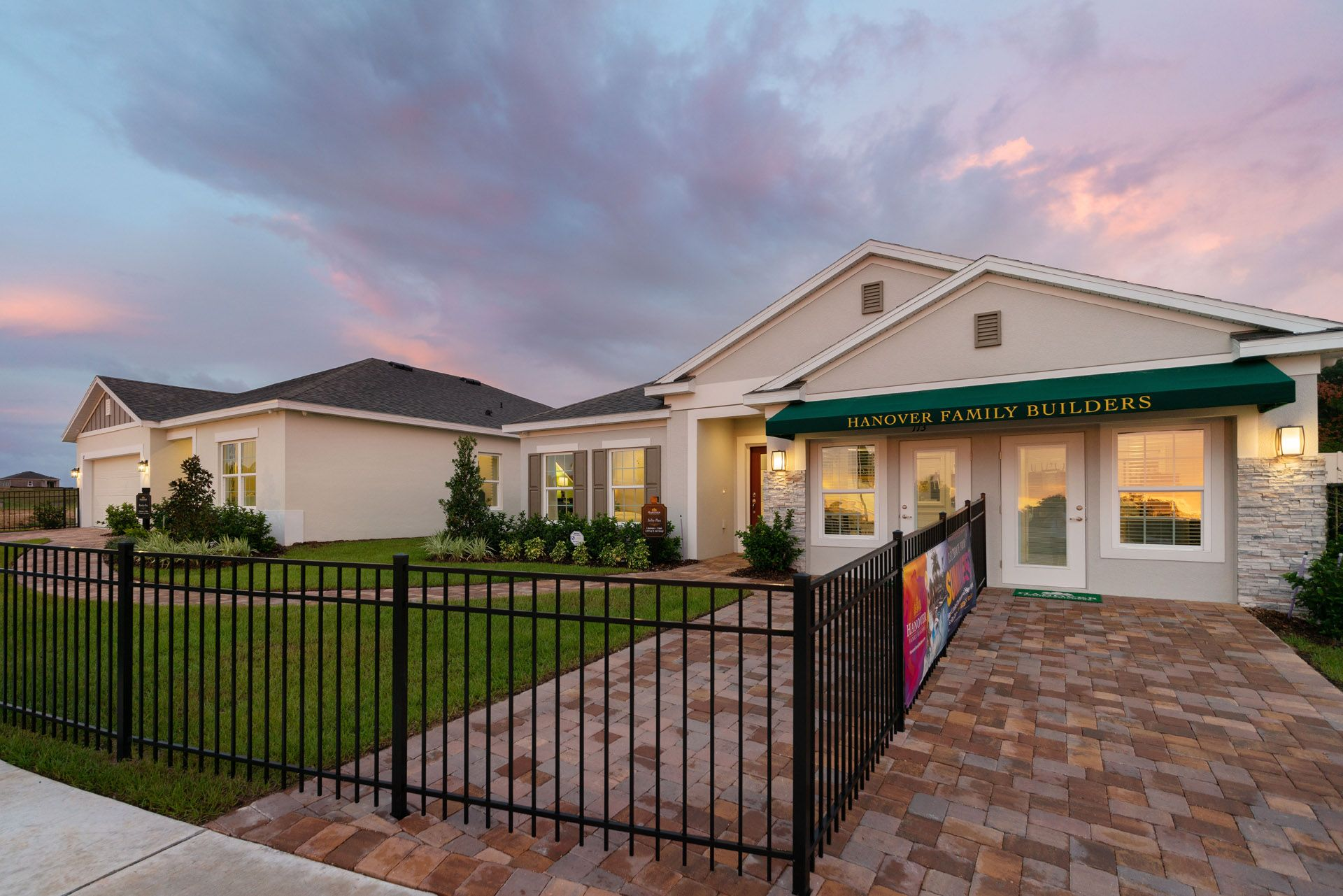 'Orchid Terrace' by Hanover Family Builders in Lakeland-Winter Haven