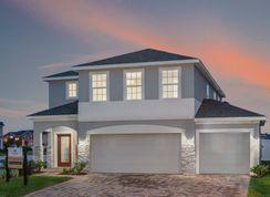 Sanibel - Cypress Hammock: Kissimmee, Florida - Hanover Family Builders