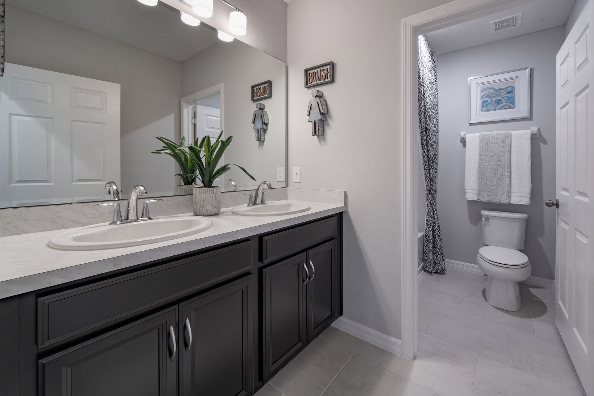 Bathroom featured in the Selby Flex By Hanover Family Builders in Lakeland-Winter Haven, FL