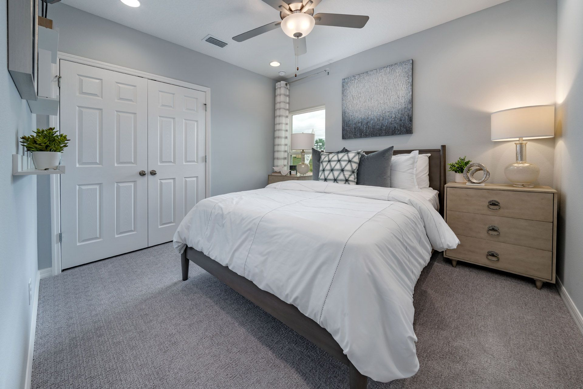 Bedroom featured in the Selby Flex By Hanover Family Builders in Lakeland-Winter Haven, FL