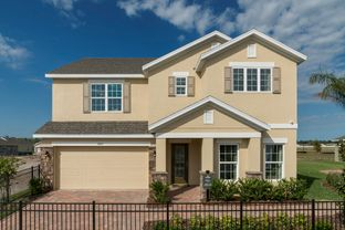 Wilshire - Preserve at Sunrise: Groveland, Florida - Hanover Family Builders