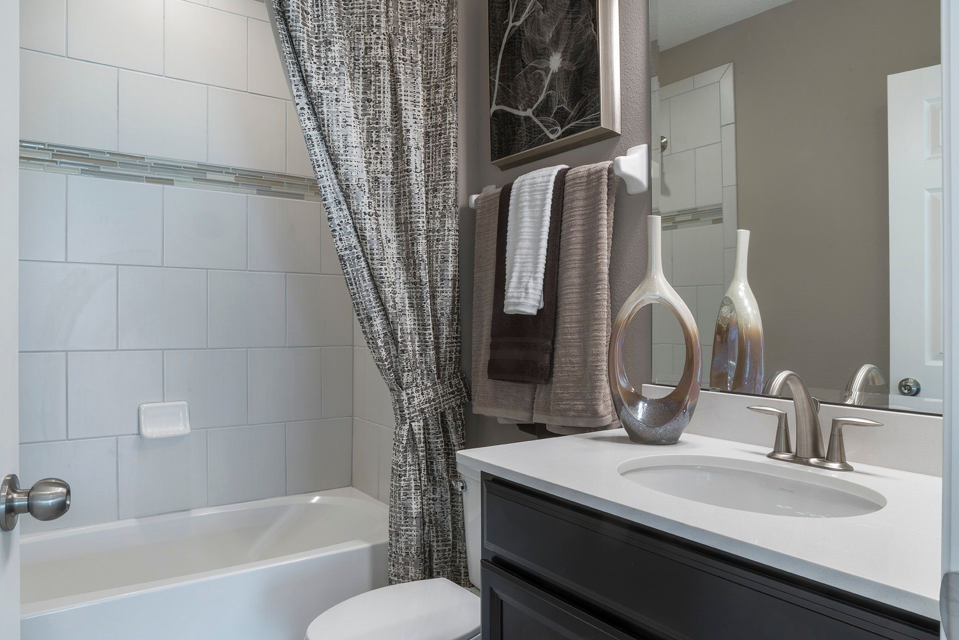 Bathroom featured in the Wilshire By Hanover Family Builders in Orlando, FL