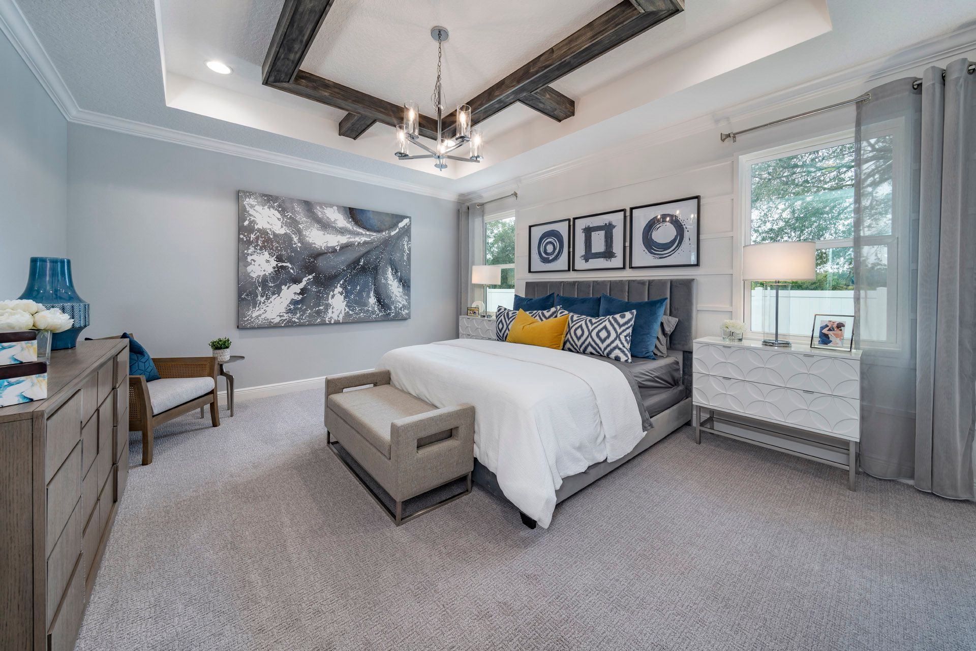 Bedroom featured in the Miles By Hanover Family Builders in Lakeland-Winter Haven, FL