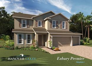 Exbury Premier - Hanover Lakes: Saint Cloud, Florida - Hanover Family Builders