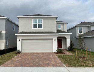 Sebastian - Cypress Hammock: Kissimmee, Florida - Hanover Family Builders