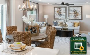 Cypress Oaks by Hanover Family Builders in Orlando Florida