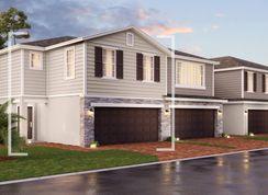 Hamilton - Cypress Hammock: Kissimmee, Florida - Hanover Family Builders