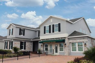 Palmer Executive - Ridgeview: Clermont, Florida - Hanover Family Builders