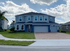 Exbury Executive - Ridgeview: Clermont, Florida - Hanover Family Builders