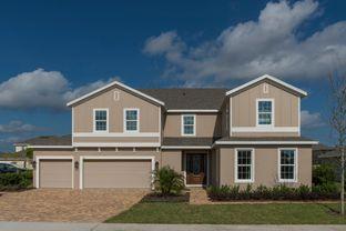Palmer Executive - Bargrove Estates: Orlando, Florida - Hanover Family Builders