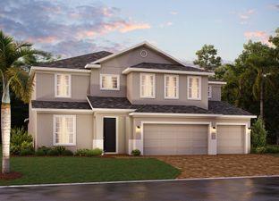 Exbury Executive - Bargrove Estates: Mount Dora, Florida - Hanover Family Builders