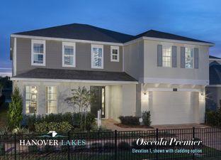Osceola Premier - Hanover Lakes: Saint Cloud, Florida - Hanover Family Builders