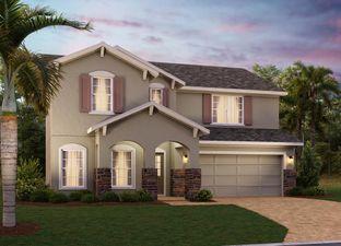 Newcastle - Davenport Estates: Davenport, Florida - Hanover Family Builders