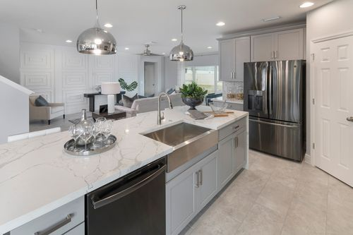Kitchen-in-Wilshire Premier-at-Hanover Lakes-in-Saint Cloud