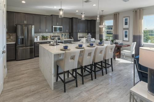 Kitchen-in-Osceola Premier-at-Hanover Lakes-in-Saint Cloud
