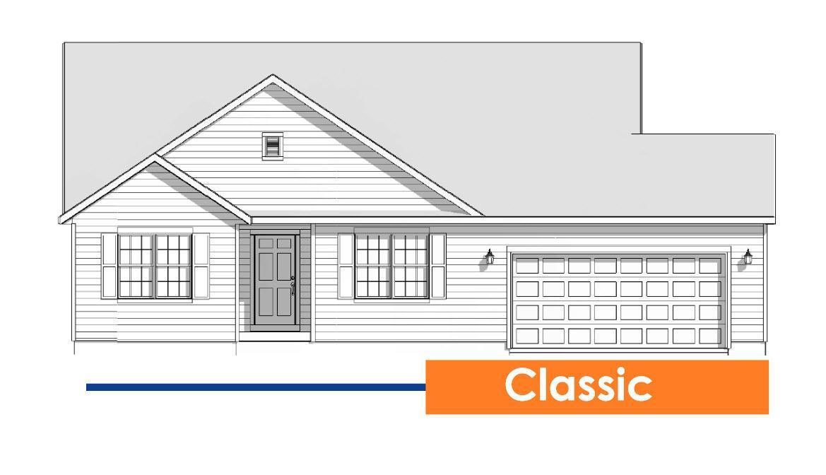 Exterior featured in the Adrian By Harbor Homes in Ozaukee-Sheboygan, WI