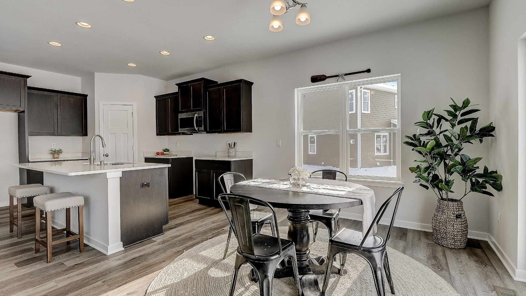 Kitchen featured in The Adrian By Harbor Homes in Washington-Fond du Lac, WI