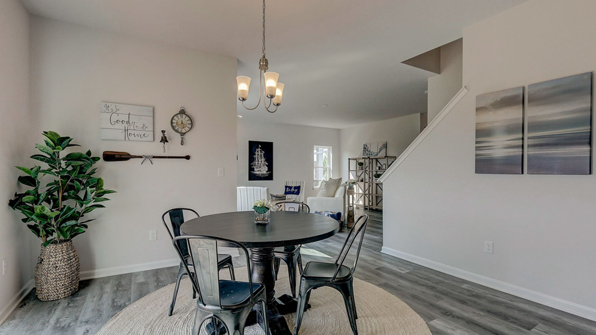 Kitchen featured in The Atwater By Harbor Homes in Milwaukee-Waukesha, WI