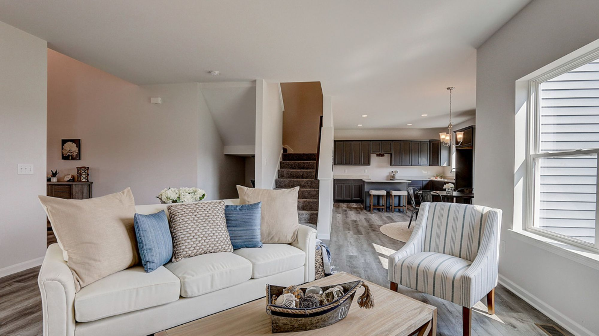 Living Area featured in The Atwater By Harbor Homes in Milwaukee-Waukesha, WI