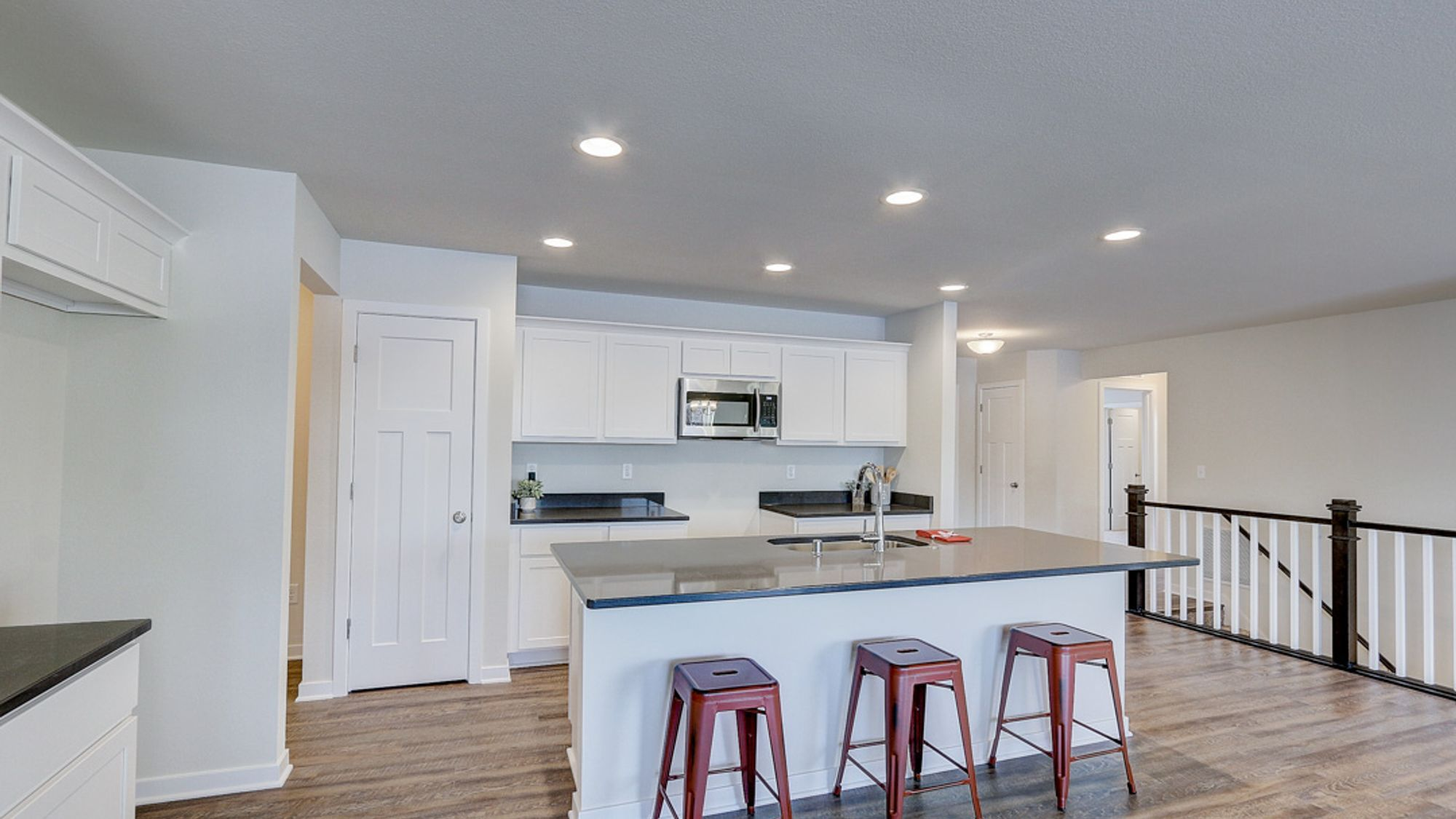 Kitchen featured in The Caspian By Harbor Homes in Washington-Fond du Lac, WI