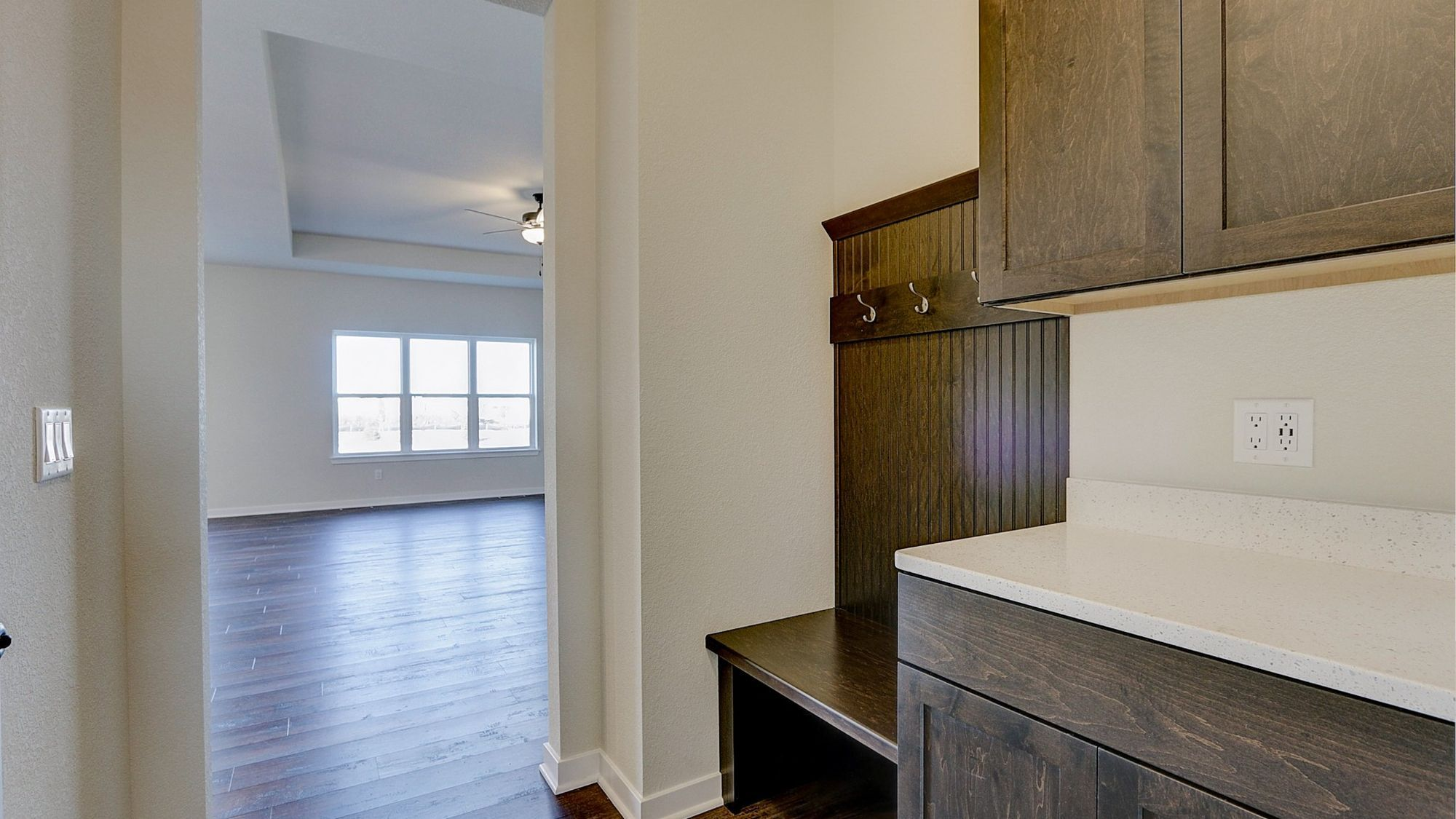 Living Area featured in The Drake By Harbor Homes in Washington-Fond du Lac, WI