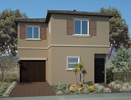 Residence 1106 Plan, Las Vegas, Nevada 89115 - Residence