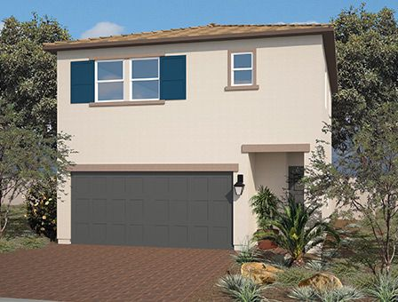 Residence 1339 Plan, Las Vegas, Nevada 89115 - Residence