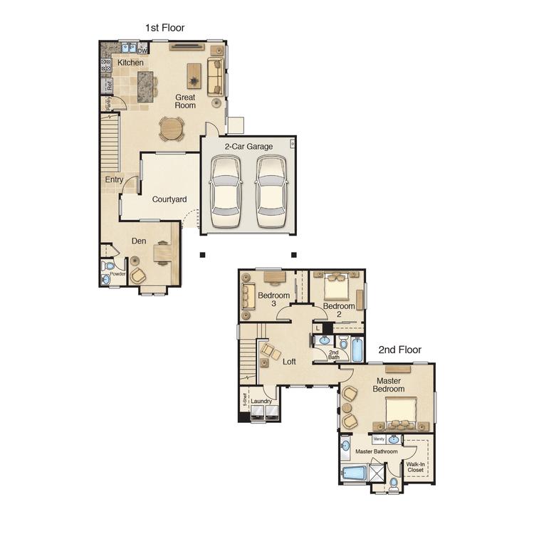 Residence 1836