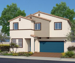 Residence 2370 - Blue Ridge: North Las Vegas, Nevada - Harmony Homes - Las Vegas
