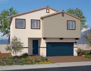 Residence 1924 - Blue Ridge: North Las Vegas, Nevada - Harmony Homes - Las Vegas