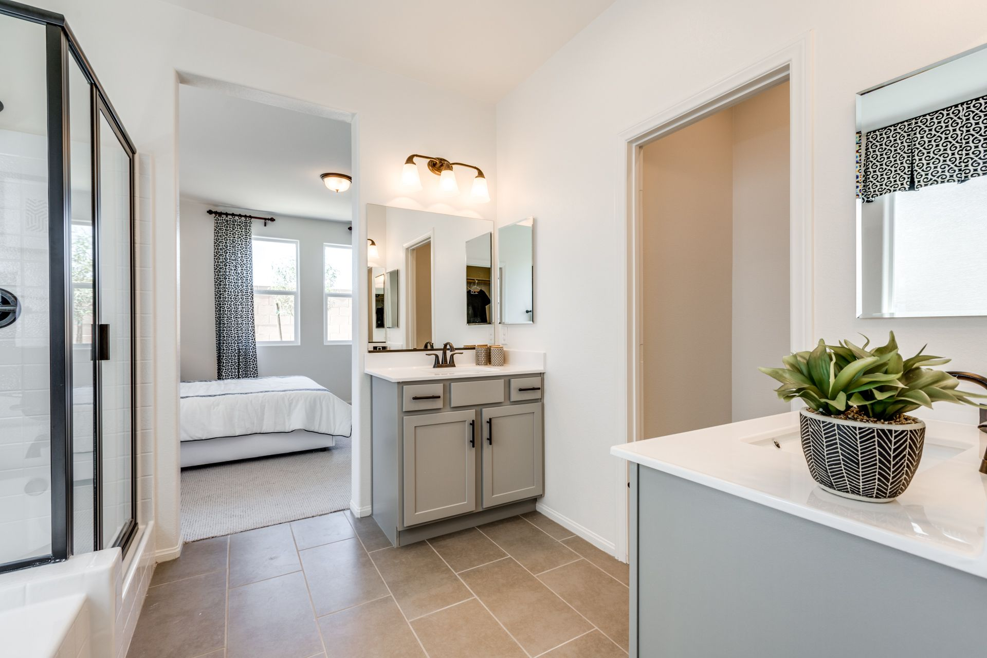 Bathroom featured in the Residence 1763 By Harmony Homes - Las Vegas in Las Vegas, NV