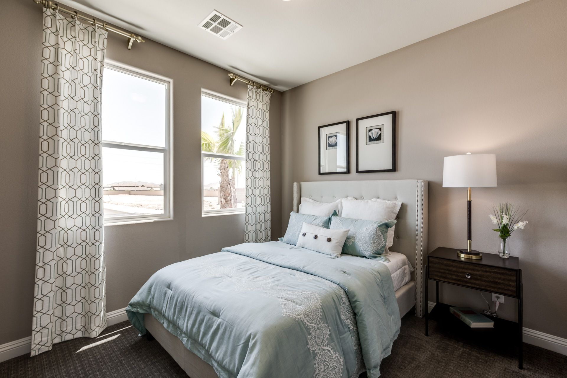 Bedroom featured in the Residence 2370 By Harmony Homes - Las Vegas in Las Vegas, NV