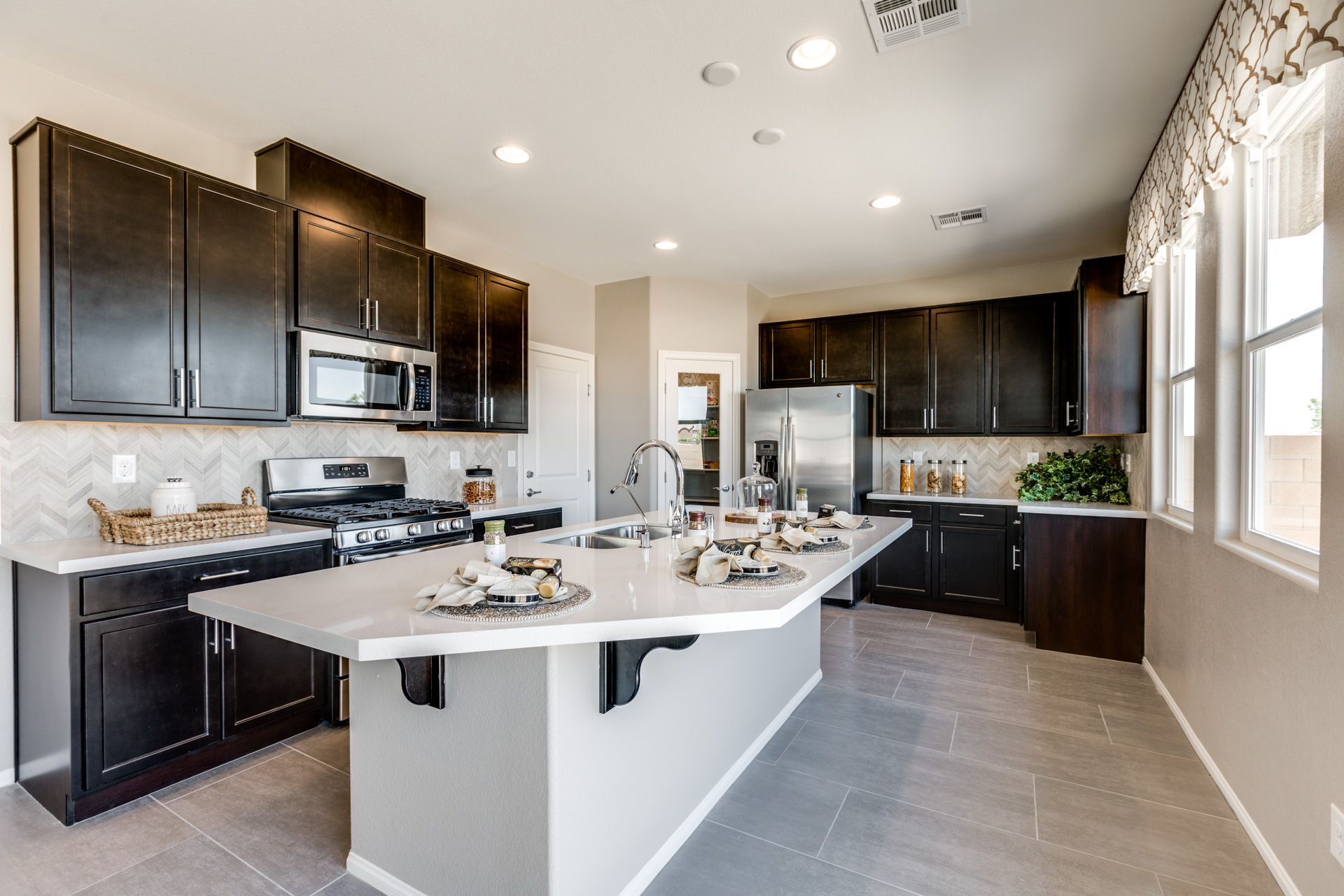 Kitchen featured in the Residence 2275 By Harmony Homes - Las Vegas in Las Vegas, NV