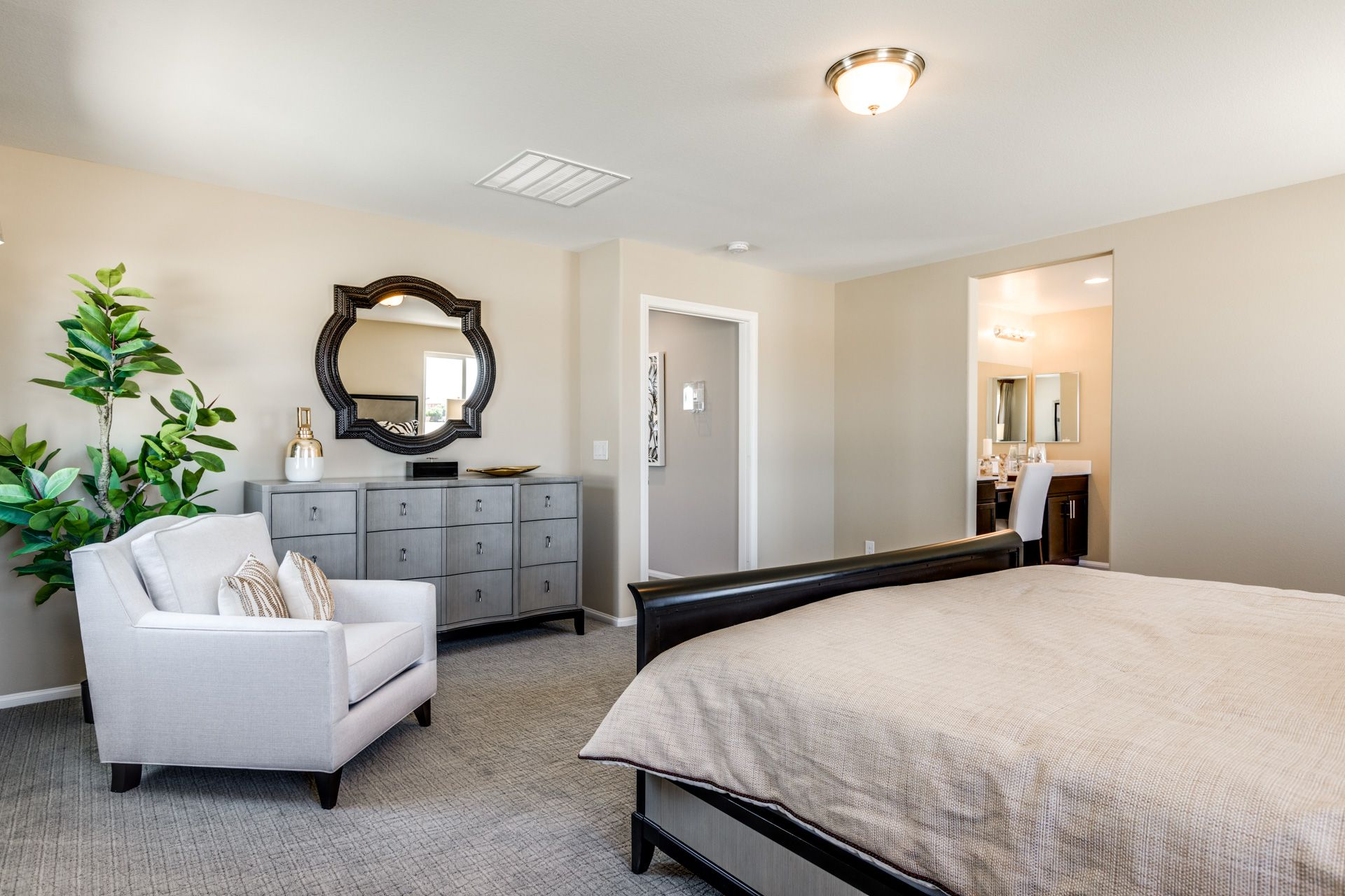 Bedroom featured in the Residence 2275 By Harmony Homes - Las Vegas in Las Vegas, NV