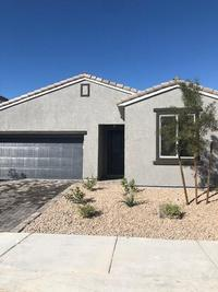 Residence 1536 - Blue Ridge: North Las Vegas, Nevada - Harmony Homes - Las Vegas