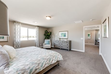 Bedroom-in-Residence 2370-at-Northridge-in-North Las Vegas