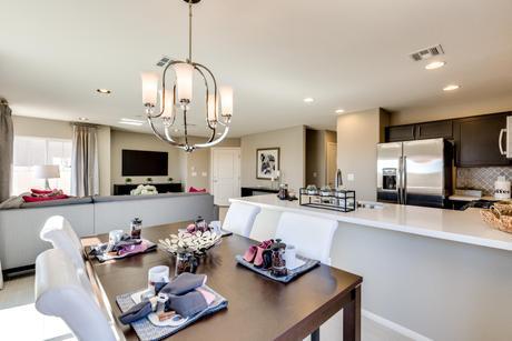 Kitchen-in-Riverstone 1483-at-Riverstone-in-North Las Vegas